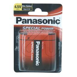 Panasonic Special 3R12R Flachbatterie