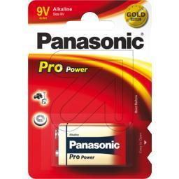 Panasonic Pro-Power E-Block 6LR61/1BP