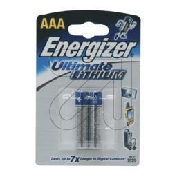 Energizer Ultimate Lithium Micro 629769