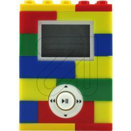 LEGO Baustein-Look MP3-Player LGMP3G2