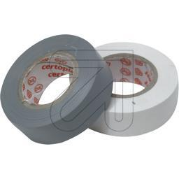 Isolierband weiss L10m/B15mm