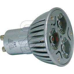 LED Reflektor GU10  3x1W warmw. 37-61639