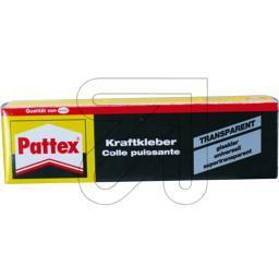 Pattex-transparent  50g